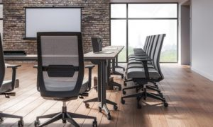 """National Office Furniture Adds Two New Chairs and """"Find Your Sit"""" Tool to Offerings"""